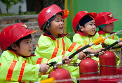 Fire Fighting Education and Training Camp